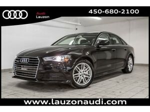 2017 Audi A6 2.0T PROGRESSIV CAMERA NAV DRIVE SELECT