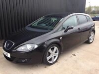 2006 Seat Leon 2.0 TDI Sport 5dr Diesel 12 Months MOT 28 Days Warranty Finance Available May PX