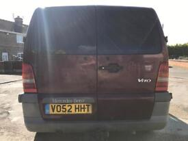 Mercedes van vito spares or repair