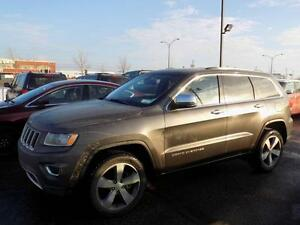 Jeep Grand Cherokee LIMITED 2015 V8/HITCH/CUIR/TOIT