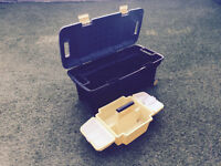 STANLEY WHEELED TOOLBOX VERY GOOD CONDITIONS