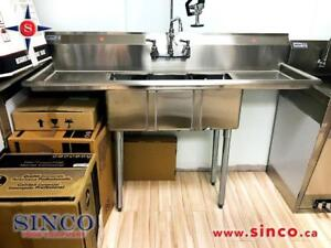 OMCAN SINKS ON SALE !!!