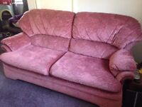 G Plan SOFA - very good condition, 3 seater. Ref: HRKEN
