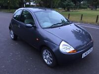 2005 FORD KA 1.3 SUBLIME 3DR Low Insurance Group Hpi Clear Warranted Mileage