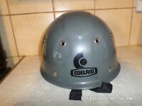 Edelrid rock climbing helmet ,55x61 cm adjustable ,in good con