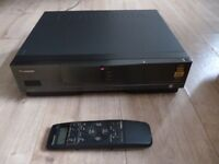 PANASONIC NV-HS1000B S VHS VCR VHS VIDEO RECORDER NVHS1000