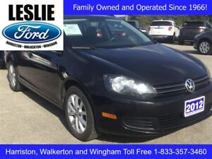 2012 Volkswagen Golf Local Trade | Accident Free | Remote Keyles