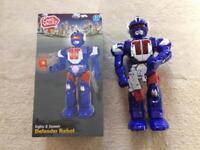 Chad valley defender robot