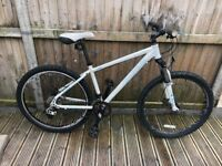 Carrera Vulcan Mountain Bike New Parts Fitted