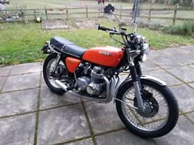 Honda cbr550 four