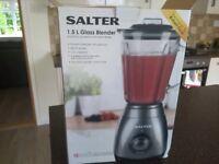 Blender (Salter) - Brand New Still in Box