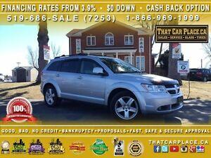 2009 Dodge Journey SXT-$48/Wk-7 Seats-SunRoof-Tint-Bug/Rain Defl
