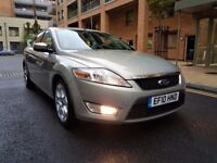 Ford Mondeo 2.0 TDCi Zetec 5dr Full Service History Long Mot 1 owner From New, Car Drive Perfect
