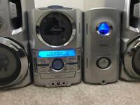 Pioneer stereo CD tuner deck XC-IS21T HiFi system