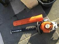 Stihl hs81 hedge cutter