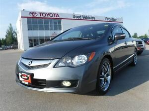 2009 Acura CSX Leather Interior / Sunroof / Winter Tires Include