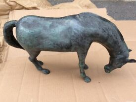 Standing Horse - Bronze
