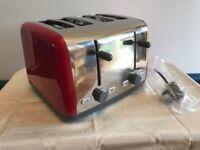 Kenwood Scene 4 Slice Toaster TTM480