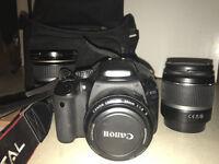 Canon EOS 550D DSLR Camera plus Accessories