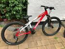Saracen Mantra 2.4 - 24 Inch Kids Mountain Bike - Great Condition