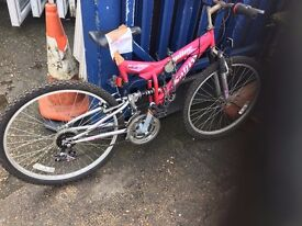 Used Bike For Sale, £25.00 working Condition