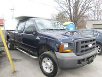 2005 FORD F-350 CREW CAB**4X4** CERT & WARRANTY** ACCIDENT FREE