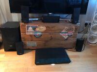 SONY HOME CINEMA SYSTEM. Blu-ray Disc/DVD Home Theatre System. BDV-E3100. 3D DVD, Bluetooth