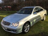 Mercedes Benz CLK220 Avantgarde