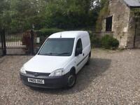 Vauxhall Combo Van 1.4L Dualfuel No VAT NEEDS TO GO ASAP