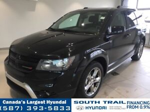 2016 Dodge Journey CROSSROAD AWD - LEATHER, HEATED SEATS/WHEEL