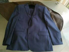 Mens Austin Reed suit jacket and trousers