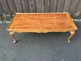 Large Coffee Table ( Can Deliver )
