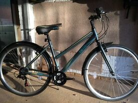 "Apollo Virtue 18"" ladies bike. As new condition."