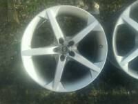 Ford alloy wheels 19""