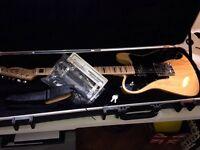 Fender telecaster USA custom