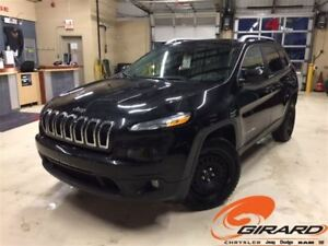 2016 Jeep Cherokee *NORTH*V6*4X4*CAMÉRA*HITCH 4 500 LBS*ENS. TEM