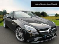 Mercedes-Benz SLC SLC 200 AMG LINE (black) 2016-09-30