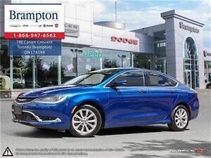 2015 Chrysler 200 C | TRADE-IN | LOW KMS | 3.6 L V6 | 8.4 IN TOU