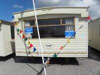 Fantastic Great Value Static Caravan For Sale Manager Special Starter Package