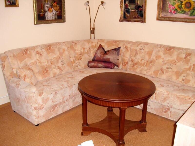 sitzgarnitur und sessel in bremen stadt vahr ebay kleinanzeigen. Black Bedroom Furniture Sets. Home Design Ideas