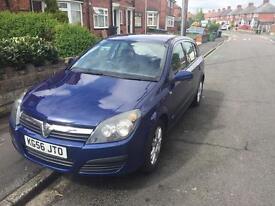 Vauxhall Astra petrol 1.4 2006