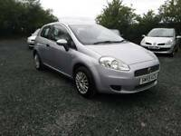 Fiat Grande Punto 2009, 1.4, LOW MILEAGE+PSH+2 KEYS