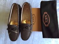 tods Gommino driving shoes Women with box BRAND NEW s.35