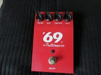 Rare Fulltone 69 Fuzz pedal mk1 NKT 275