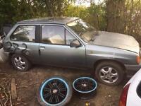 Vauxhall nova