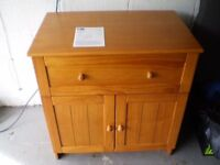 """Baby changing unit with drawers.Mothercare Measures 32"""" wide x 20"""" deep x 33.5"""" High."""
