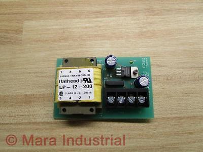 Bci 8202 Circuit Board Lp-12-200 8202-c