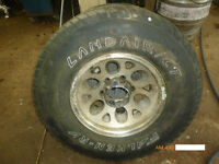 ISUZU 4X4 ALLOY WHEEL 15 INCH