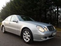 APRIL 2004 MERCEDES E320 CDI ELEGANCE AUTOMATIC 1OWNER FROM NEW TOTALLY ORIGINAL EXAMPLE 1YEARS MOT