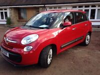 FIAT 500L MultiJet POP STAR 1.3 5dr